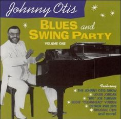 Various - Johnny Otis Blues & Swing Party Vol 1, Pink