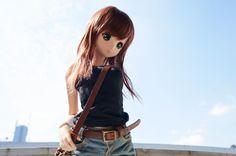 Smart Doll Ebony by Alphond