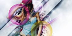 Design a Stylish Poster mixed with displacement effect in Adobe Photoshop Photoshop Cs5 Tutorials, Free Photoshop, Photoshop Actions, Lightroom, Photoshop For Photographers, Photoshop Photography, Creative Photoshop, Design Tutorials, Graphic Design