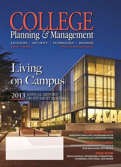 Baskervill's Chief Engineer Samuel Carmack Jr. discusses the unique challenges architects and engineers face when creating interior spaces in older campus buildings starting on page 40 in the May issue of College Planning & Management.