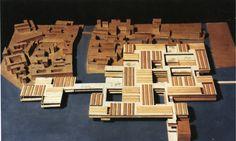 Le Corbusier's last, unbuilt project, a hospital for Venice