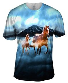 Horse Clouds