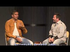 The Passion of The Christ - Jim Caviezel (complete interview). - YouTube