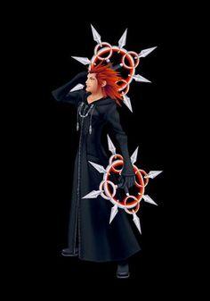 Kingdom Hearts: Axel