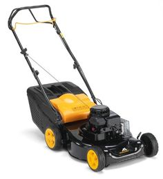 McCulloch M46-500CDA Self Propelled Petrol 46cm Steel Deck 4-Wheeled Lawnmower