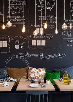 Muy pronto modelos vintage de iluminación para tus proyectos de restaurante. Lasddi.com: