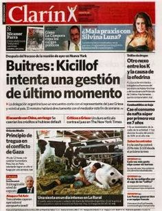 OpinionPublicaSantafesina(ops): diarios de hoy en la argentina