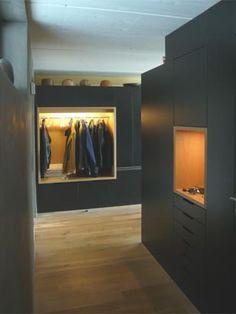 superform - eingang mit garderobe
