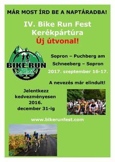 Iv bike run fest kerékpártúra