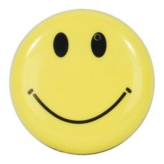 Mini Clip on Smiley Face Button Spy Hidden Camera with Built In DVR