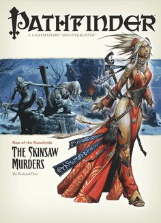 """Pathfinder #2—Rise of the Runelords Chapter 2: """"The Skinsaw Murders"""" (OGL) 