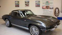 *SOLD* Beautiful 1964 Chevrolet Corvette Sting Ray Coupé. - K156