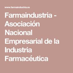 Farmaindustria - Aso