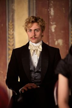 New Images From Joe Wright's 'Anna Karenina' Starring Keira Knightley, Aaron Johnson & Anna Karenina, Aaron Taylor Johnson, Dandy, Pictures Of Anna, Moving Pictures, Fantasy Male, Portraits, Keira Knightley, Movie Costumes