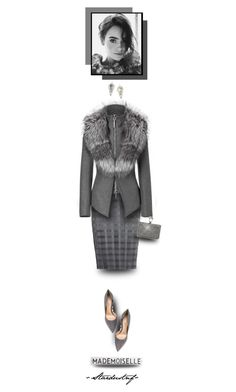 Mademoiselle by stardustnf on Polyvore featuring Alexander Wang, Gianvito Rossi, Tom Ford, Alexis Bittar, Rosanna, Trilogy, women's clothing, women's fashion, women and female