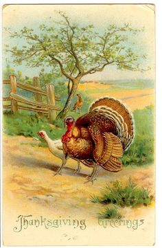 Vintage Thanksgiving | http://your-vintage-lifestyles.blogspot.com
