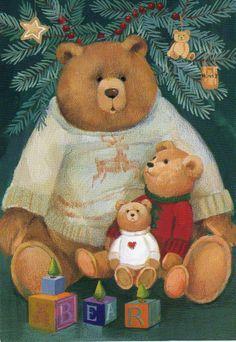 Dmitri Annenkov teddy bears - Google Search