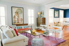The Young, Stylish Home | Rue