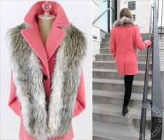 Luxury Faux Fur Collar Wrap: Fabric Depot | Sew4Home