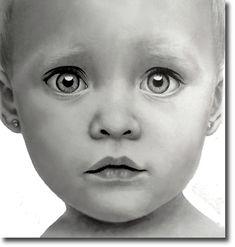 Custom Portraits, pet portraits, child portraits 11 x 15 inches