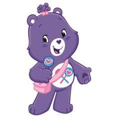 Care Bears Care-a-Lot bear Vynil Car Sticker Decal - Select Size Cartoon Cartoon, Purple Cartoon Characters, Teddy Bear Cartoon, Teddy Bears, Care Bears, Care Bear Birthday, Care Bear Party, Owl Winnie The Pooh, Care Bear Tattoos