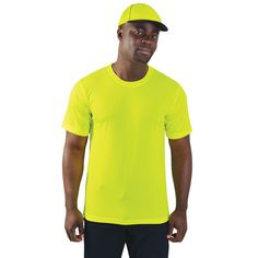 Show details for Classic High Visibility T-shirt