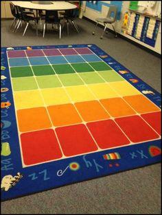Kindergarten Clroom Rugs