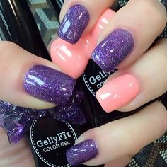 ♥♥ These colors go perfect together