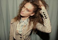 Noam Frost  Makeup by Itzik vakil