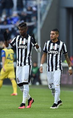 Paul Pogba Photos - Juventus FC v AC Chievo Verona - Serie A - Zimbio
