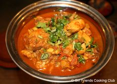 Nepali Style Chicken Curry