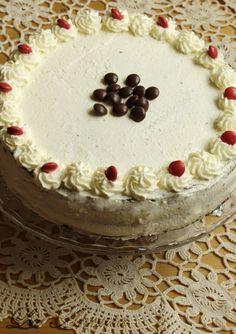"La Ancuţa: Tort ""Felie de lapte"""