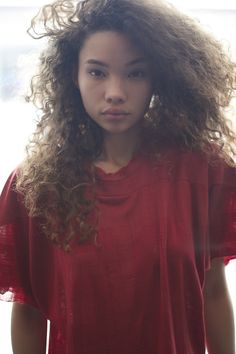 Ashley Moore - Bing Images<<< character inspiration for Narissa Pretty People, Beautiful People, Beautiful Women, Curly Hair Styles, Natural Hair Styles, Female Character Inspiration, Character Ideas, Natural Looks, Woman Face
