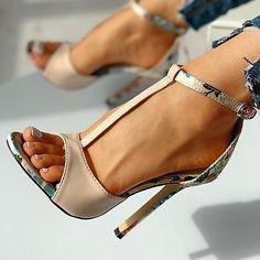 Super High Heels, Open Toe High Heels, Platform High Heels, Open Toe Sandals, High Heels Stilettos, High Heel Boots, Stiletto Heels, Women's Shoes, Heeled Sandals