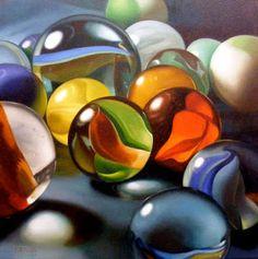 Magda Vacariu Art Blog: CONTEMPORARY STILL LIFE