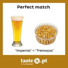 Beer + Lupine seeds = #TasteMates