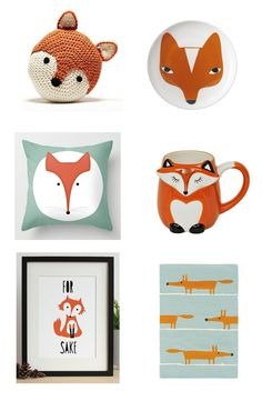 Decor Inspiration Little Fox