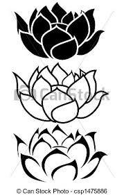 lotus flower drawing - Google keresés