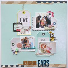 All Ears *Come On Get Crafty* by @ADRIANA RODRIGUEZ at @Studio_Calico