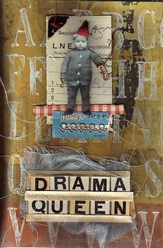 Drama Queen by Norma Kooi