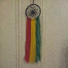 we have a few dreamcatchers left! £6 (if you would like a certain colour or style made for you please ask! we do requests)