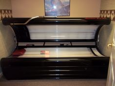 Our Salon, 10 and 20 minuted tanning beds