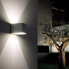 Lichtstudio Lichtdesign Leuchten · Aussenbeleuchtung · Meran Südtirol Italien
