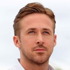 Male Celebrity Hairstyles - Ryan Gosling Haircut