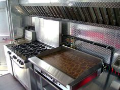 Adorning Metal - Custom Built Food Trucks
