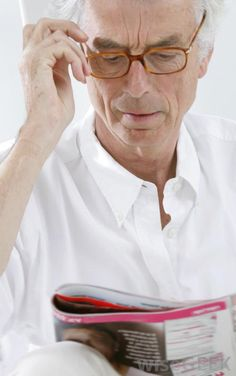 If your distance vision has always been good, you will need to get #ReadingGlasses to see small print, especially in poor light.  If you wear glasses for distance vision, you may have to take them off to read, or change to multifocals.