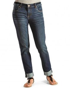 Make sure to sign up for our newsletter! We run random sales at random times for short time frames for up to 75% off! The Catherine boasts a relaxed fit and a straight leg that brings the easygoing feel of a boyfriend jean with a little vinatge distressed feminine chic. Sanding and whiskering give