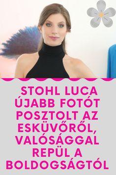 Stohl Luca szebbnél szebb fotókat mutat meg követőinek az esküvőjéről. #stohl #luca