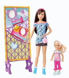 Fashion Doll: Barbie Sisters Fun Photos Chelsea and Skipper Doll * Check this awesome product by going to the link at the image. Barbie Skipper, Mattel, Barbie Toys, Barbie 2000, Boy Doll, Girl Dolls, Barbie And Her Sisters, Dolls And Daydreams, Barbie Playsets