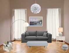 Beige en aardtinten zijn perect voor een trendy en warme woonkamer. Voeg een aantal accenten toe. Denk bijvoorbeeld aan een leuk schilderijtje en/of een opvallende lamp en jouw woonkamer ziet er super knus uit.